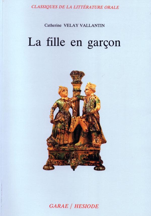 LIRE,LIVRE,LA FILLE EN GARÇON,VELAY-VALLENTIN