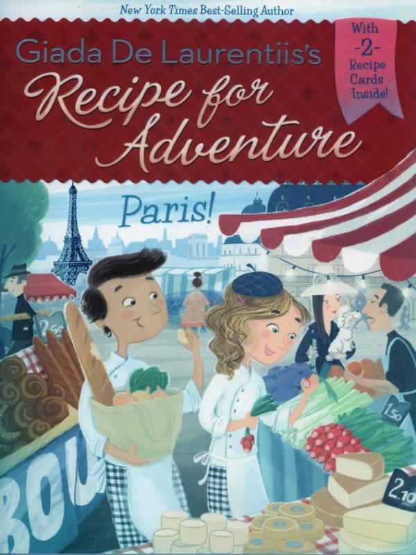 jeunesse,Article,lire,giada de laurentiis,recettes,PARIS