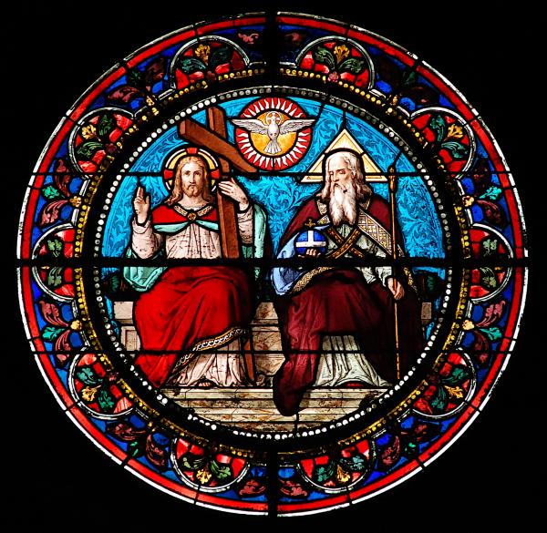 religion,christianisme,spiritualité,benedetto xvi,solennité,sainte trinité