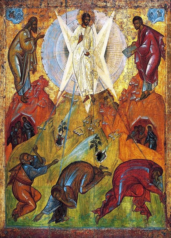 TRANSFIGURATION, évangiles,spiritualité,métamorphose,religion,Benoît xvi