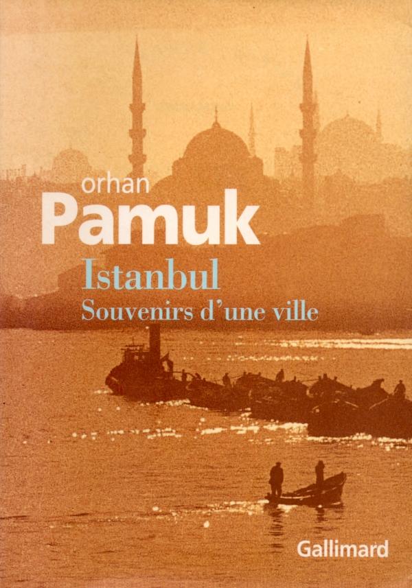 ISTANBUL, SOUVENIRS D'UNE VILLE,ORHAN PAMUK,lire,livre,littérature ÉtrangÈre,turquie,constantinople,Bosphore,byzance