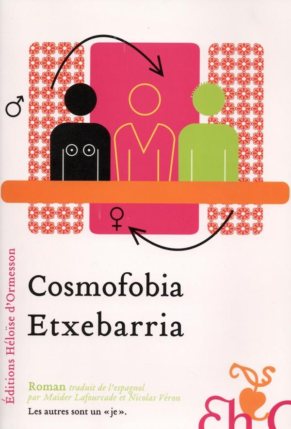COSMOFOBIA,LUCIA EXTEBARRIA,LIRE,LIVRE,ROMAN
