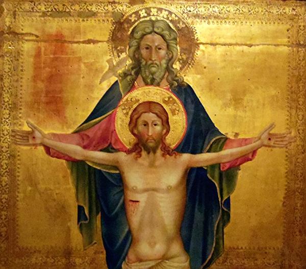 religion,christianisme,spiritualité,benoitxvi,trinité,solennité