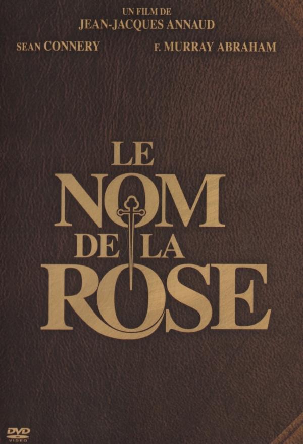 LE NOM DE LA ROSE,DVD,FILM,CINEMA,JEAN-JAQUES ANNAUD,SEAN CONNERY,CHRISTIAN SLATER