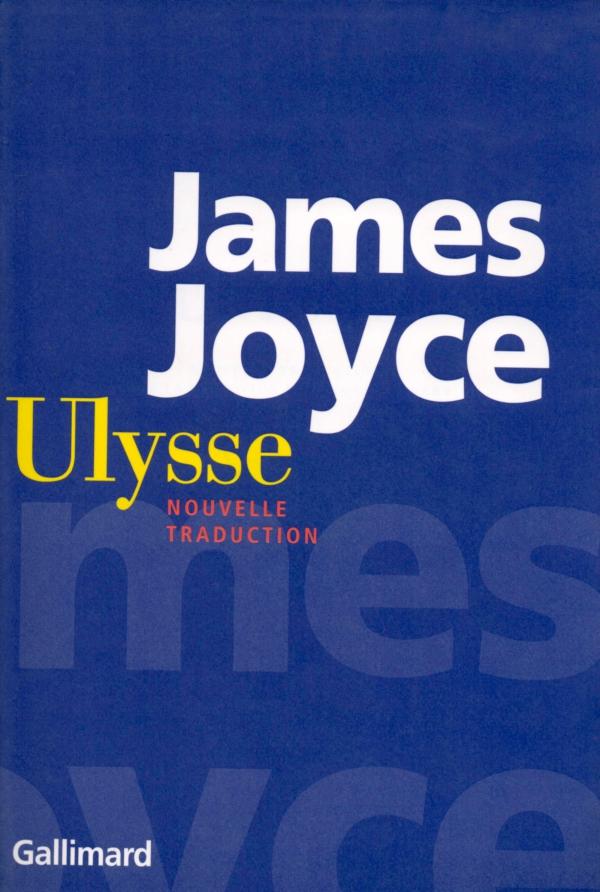 ULYSSE,JAMES JOYCE,LIRE,LIVRE
