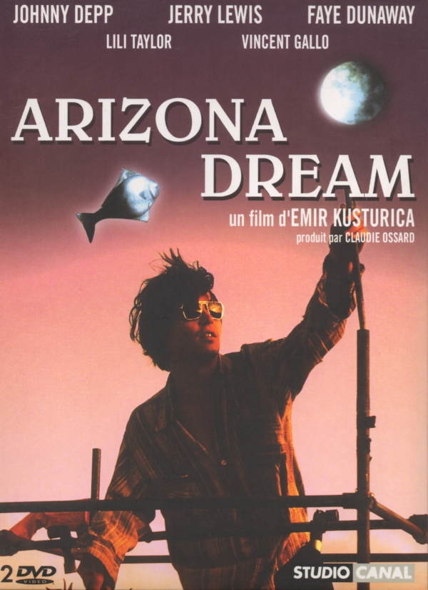 ARIZONA DREAM,EMIR KUSTURICA,KEANU RIVES,FAYE DUNNAWAY,DILM,DVD,CINEMA