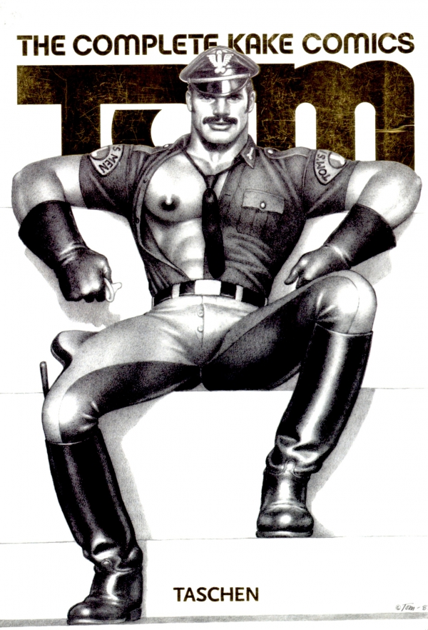 tom of finland,COMICS,BOOK,GAY,LIRE,LIVRE