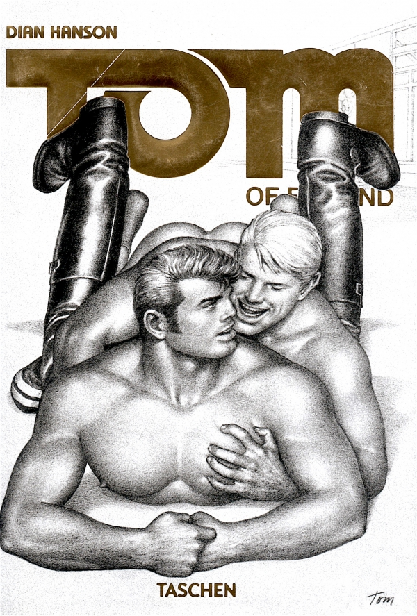 TOM OF FINLAND,GAY,COMICS,LIVRE,BOOK,