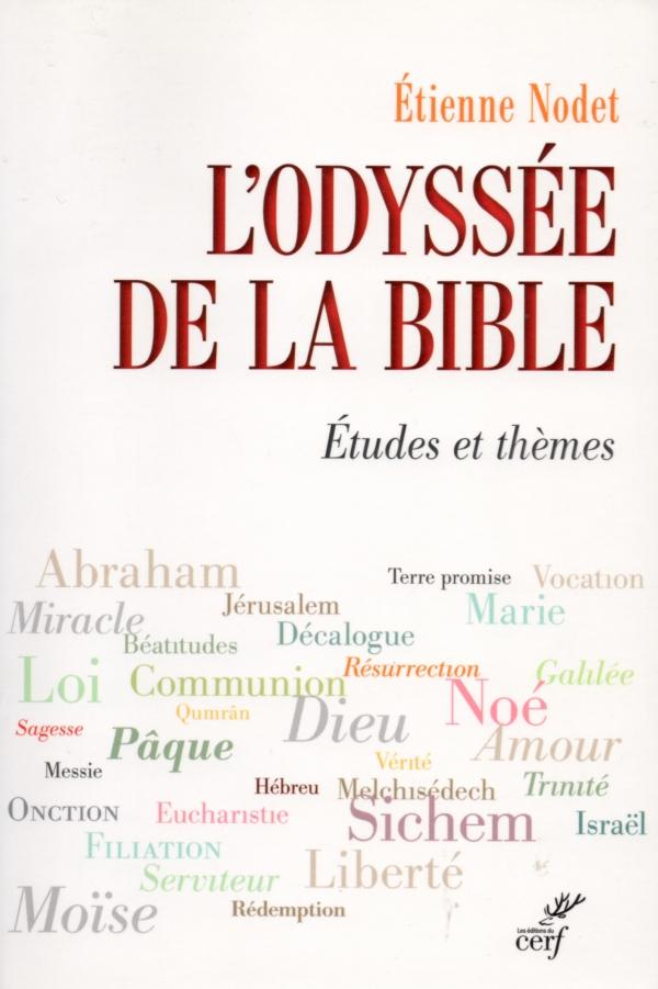 religion,lire,livre,bible,odyssée, étienne nodet