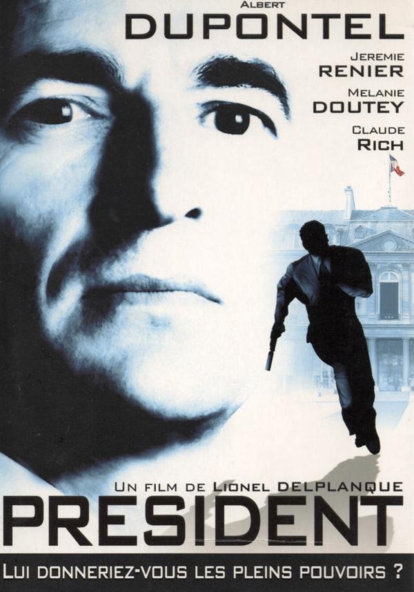 PRÉSIDENT,DVD,FILM,ALBERT DUPONTEL, CLAUDE RICH