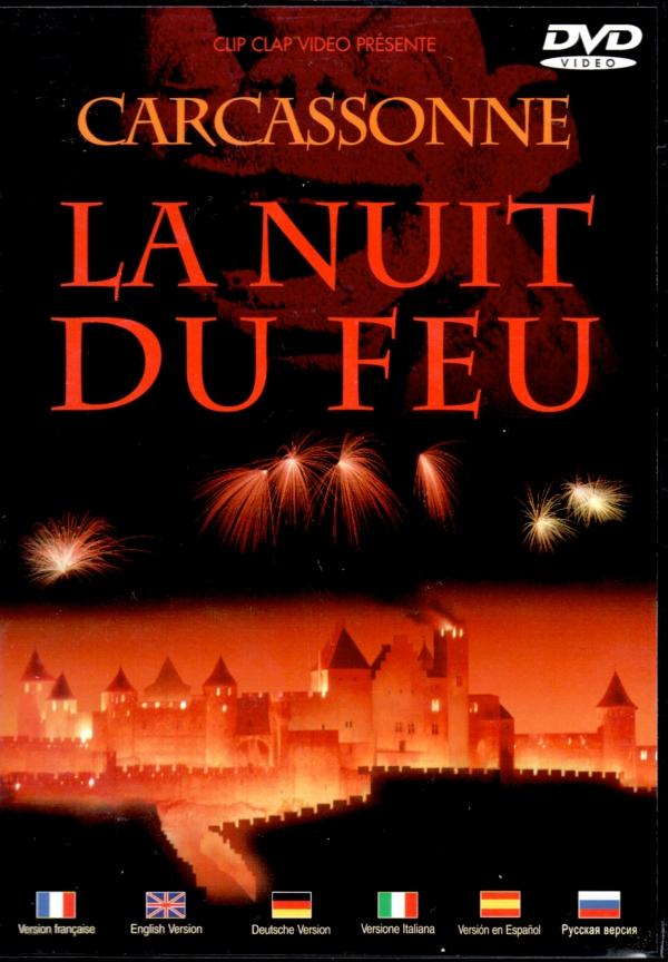 voyage,tourisme,ÉtÉ,carcassonne,14juillet,embrasement