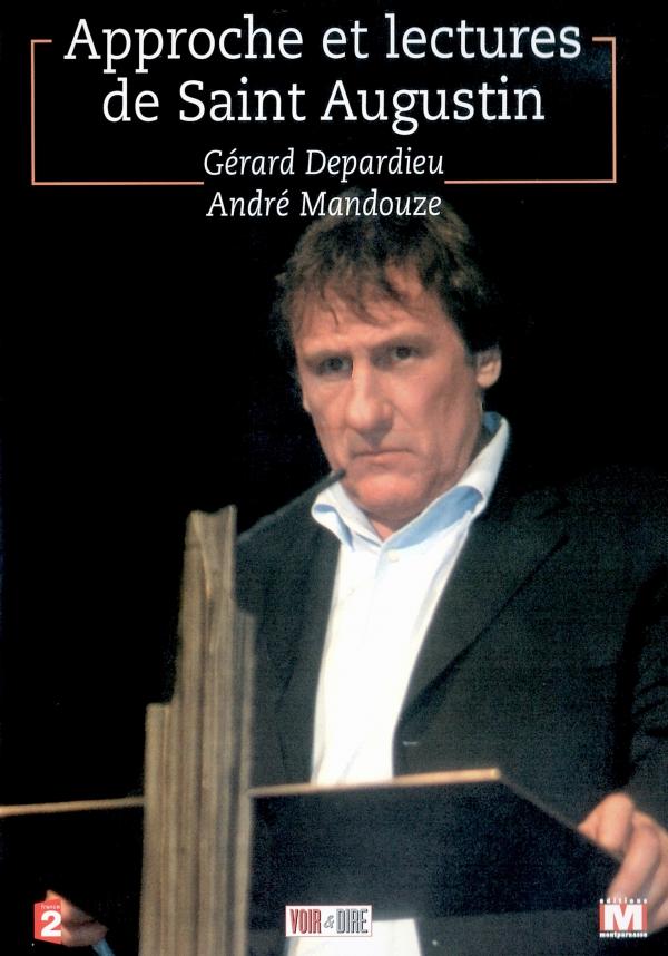 depardieu,saint-augustin,lecture,dvd,culture