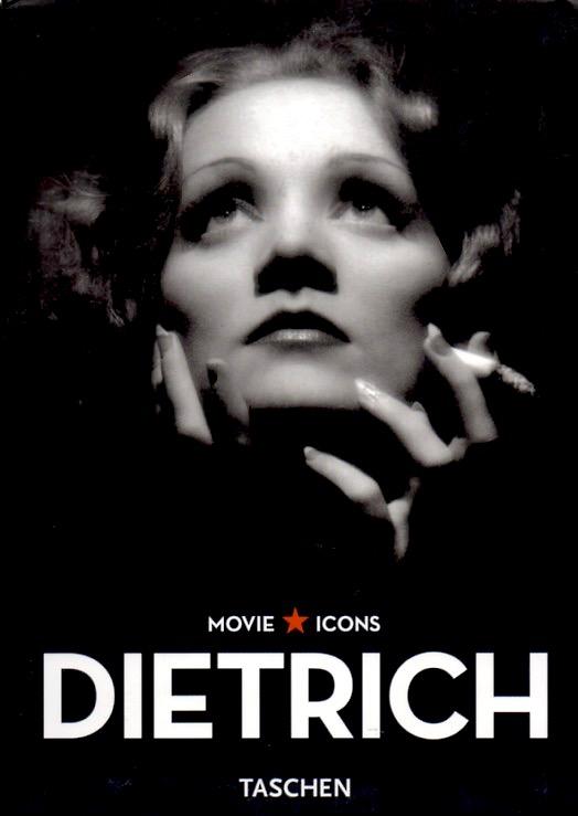 dietrich,movie,icons,taschen